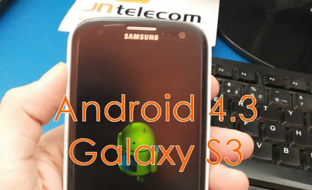Android 4.3 Galaxy S3
