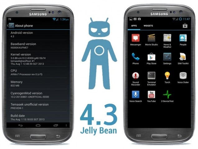 Galaxy-S3-Android-4.3-CM-10.2-Custom-ROM
