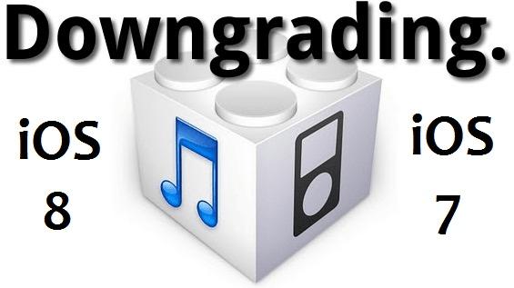 DOWNGRADE – APPLE PERMITE ( AINDA ) VOLTAR DO IOS 8 PARA O IOS 7.1.2