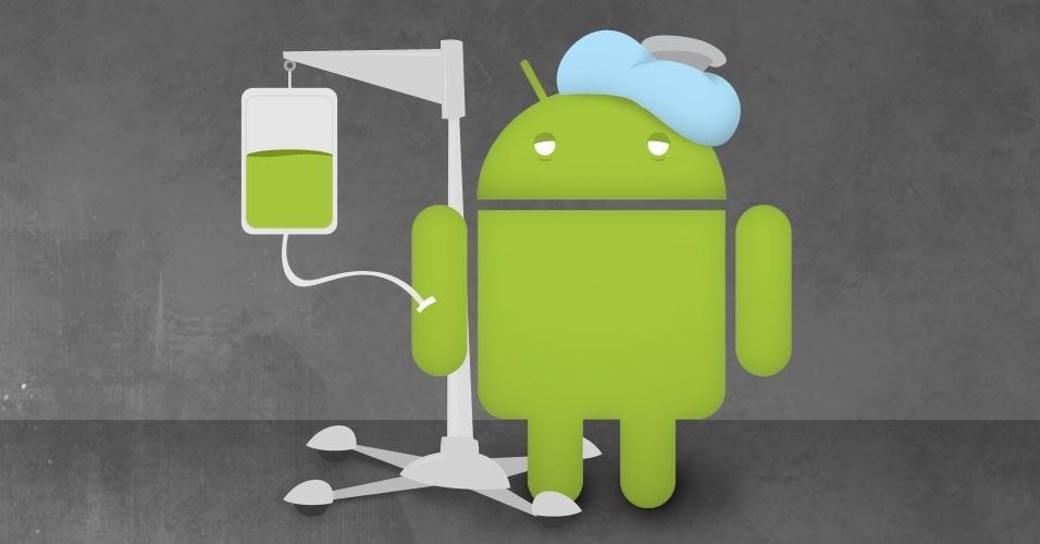 Porque não usar e porque usar antivírus no celular Android